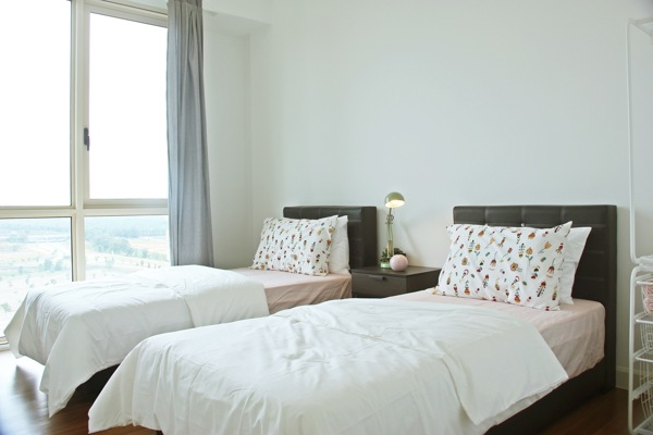 Alison Afiniti Homestay Room