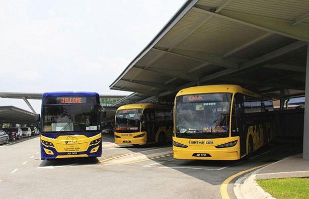 Bus From Senai Airport