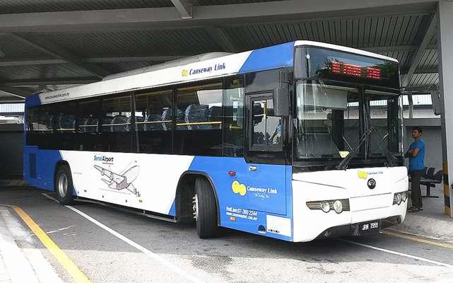 Causeway Link AA 1 Bus