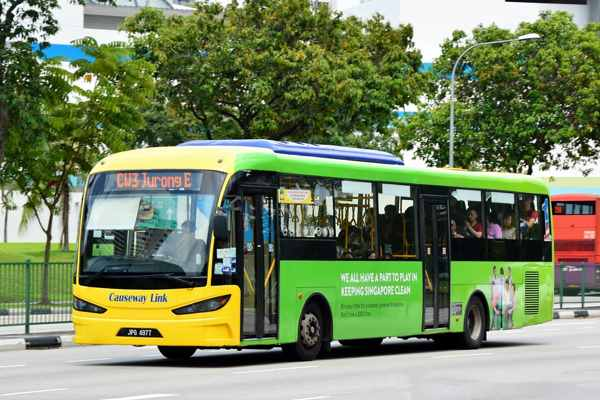 Causeway Link Bus CW 3