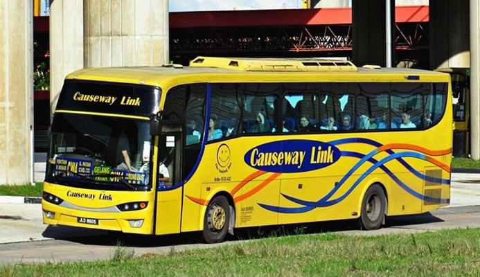 Causeway Link Bus CW 4