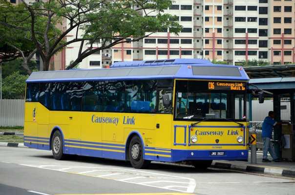 Causeway Link Bus CW 6