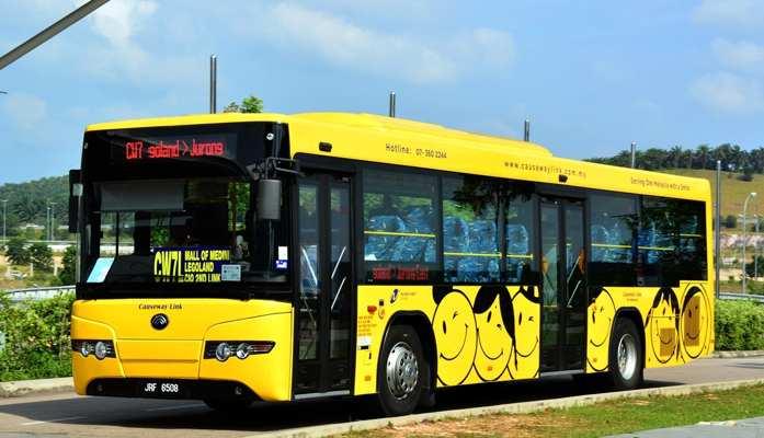 Causeway Link Bus CW7L