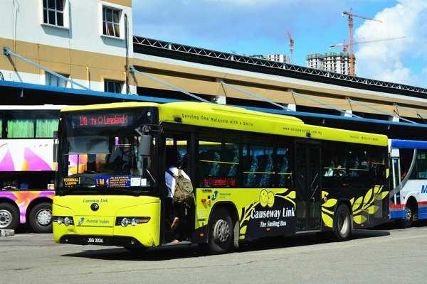 Causeway Link Bus LM1