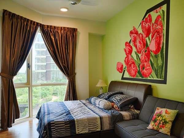 Holi Afiniti Themed Suites Room