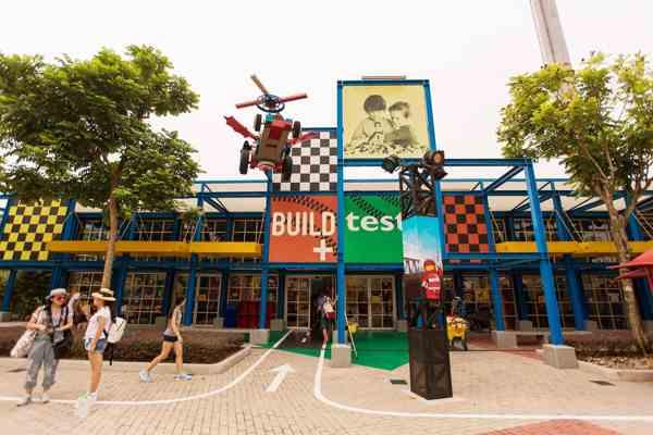 Legoland Malaysia Imagination Build & Test