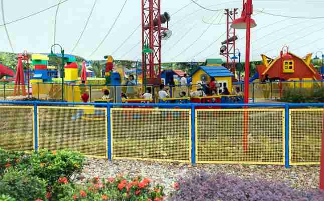Legoland Malaysia Imagination DUPLO Express