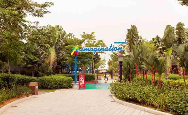 Legoland Malaysia Imagination Entrance