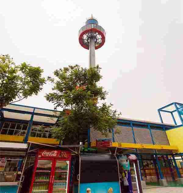 Legoland Malaysia Imagination Observation Tower