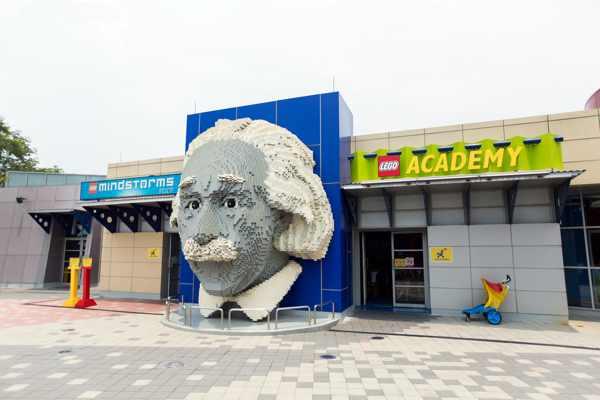 Legoland Malaysia Mindstorms Academy Entrance