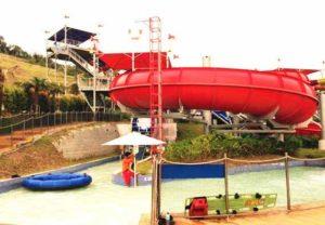 Legoland Malaysia Water Park Red Rush