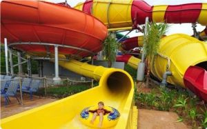 Legoland Malaysia Water Park Splash & Swirl