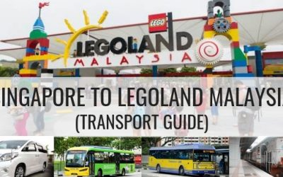 Transport To Legoland Malaysia From Singapore