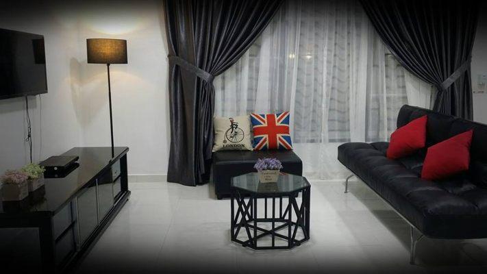 The Loft Guesthouse Bukit Indah JB